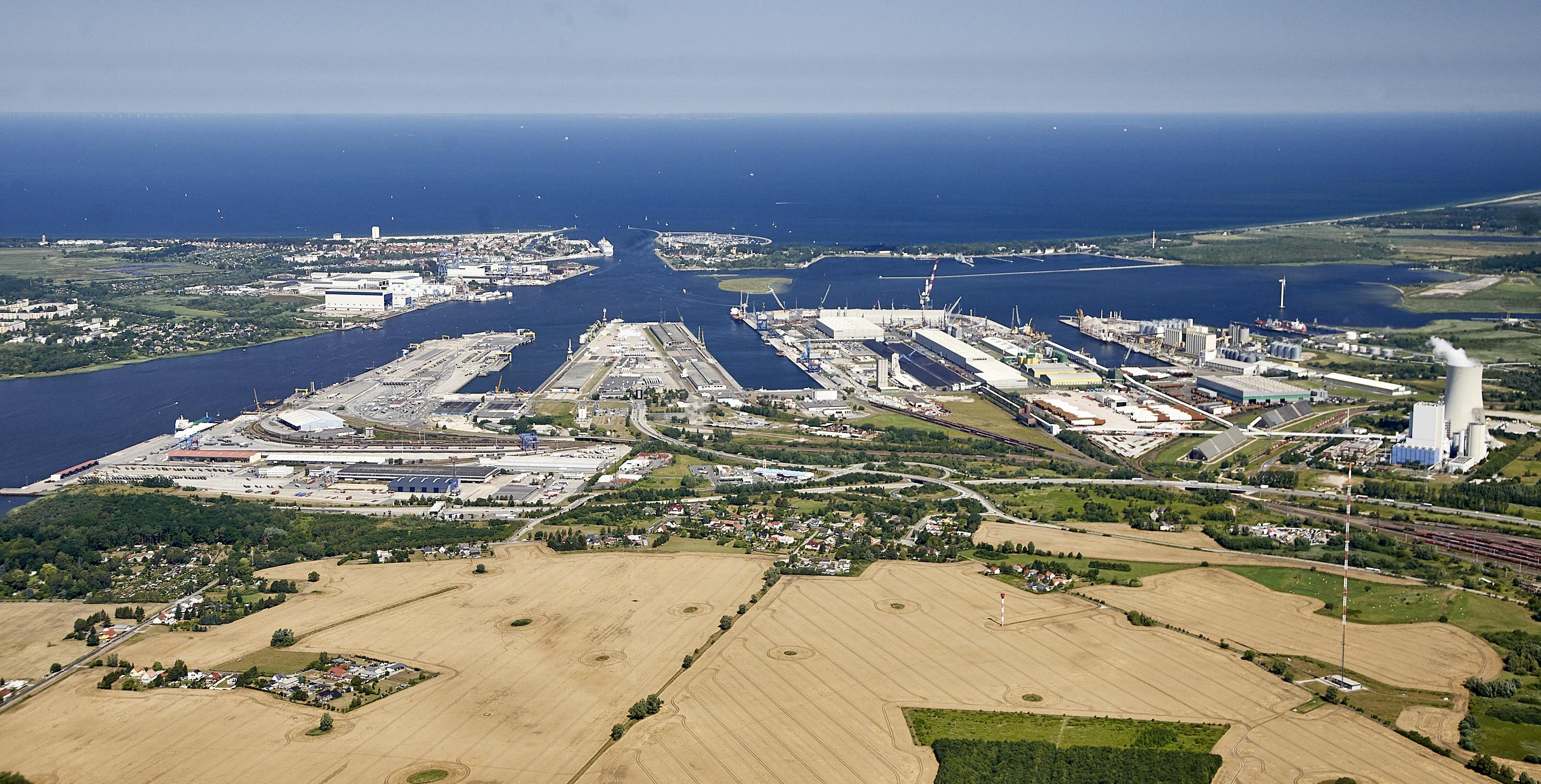 Port Rostock